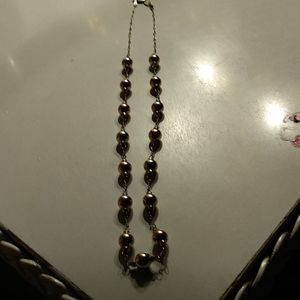 Jewelry - Vintage Gold filled & sterling chain